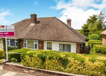 3 bed semi-detached bungalow for sale in Park Avenue, Hastings TN34