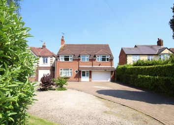 Thumbnail 5 bed detached house to rent in Ashby Road, Hinckley