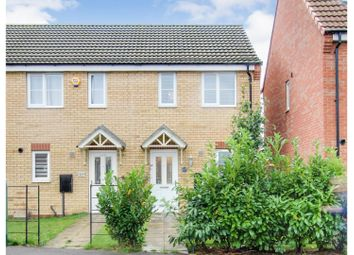 Thumbnail 2 bedroom end terrace house for sale in Richmond Way, Hull