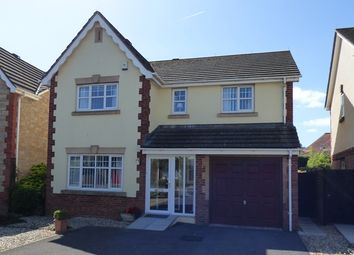 Thumbnail 4 bed detached house for sale in St. Clares Close, Seaton