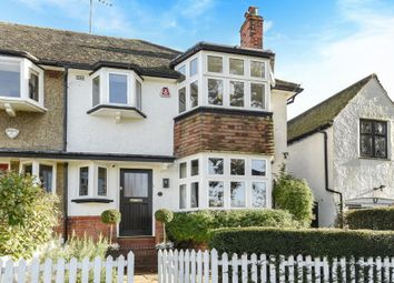 3 bed semi-detached house for sale in Village Road, Finchley N3