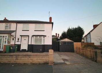 Thumbnail 3 bed terraced house for sale in Stanbury Avenue, Wednesbury