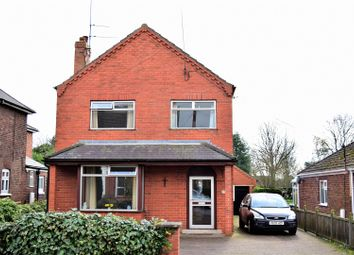 Thumbnail 3 bedroom detached house for sale in Victoria Road, Barnetby