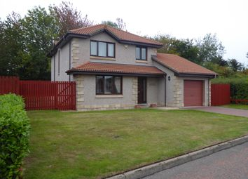 Thumbnail 3 bed detached house for sale in Spey Drive, Fochabers
