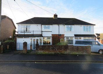Thumbnail 3 bed semi-detached house to rent in Belle Vue Road, Andover