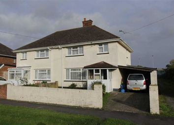 Thumbnail 3 bedroom property for sale in Milton Mead, New Milton