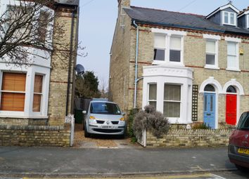 Thumbnail 2 bed semi-detached house to rent in Montague Road, Cambridge