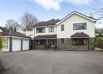 Thumbnail 5 bed detached house for sale in Church Road, Bridgend, Mid Glamorgan