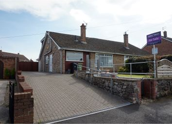 Thumbnail 3 bed semi-detached house for sale in East Dundry Road, Bristol