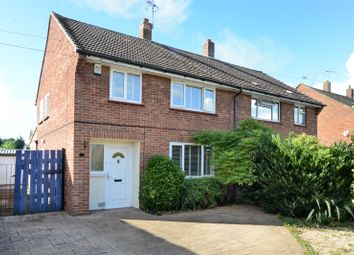 Thumbnail 3 bed semi-detached house to rent in Wishmoor Road, Camberley, Surrey, Surrey