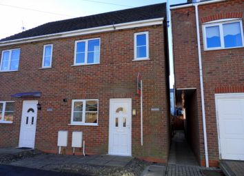 Thumbnail 3 bed semi-detached house for sale in Wharf Street, Sutton Bridge, Lincolnshire