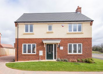 Thumbnail 4 bed detached house for sale in Roberts Close, Market Harborough