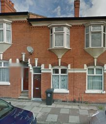 Thumbnail 3 bed terraced house for sale in Osmaston Road, Leicester, Leicestershire