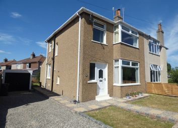 3 bed semi-detached house for sale in Hawthorn Road, Morecambe LA4
