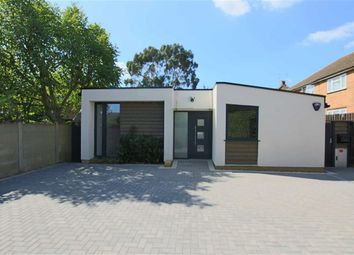 Thumbnail 3 bed bungalow for sale in Oakleigh Crescent, London