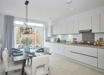 Thumbnail 4 bed terraced house for sale in Brook Valley Gardens, Hera Avenue, Chipping Barnet