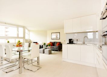 Thumbnail 2 bed flat to rent in Ashburnham Tower, Chelsea
