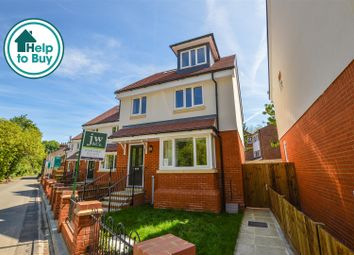 Thumbnail 4 bed detached house for sale in Lowbell Lane, London Colney, St. Albans