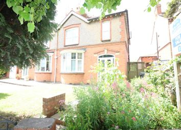 Thumbnail 3 bed semi-detached house for sale in Wellingborough Road, Rushden