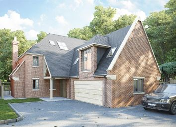 Thumbnail 7 bedroom detached house for sale in Hazelwood Road, Duffield, Belper, Derbyshire
