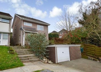 Thumbnail 4 bed detached house for sale in Holmwood Avenue, Plymouth, Devon