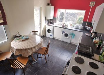 Thumbnail 4 bed terraced house to rent in Harriet Street, Cathays, Cardiff