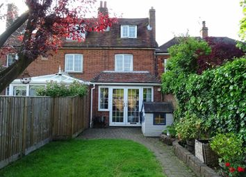 Thumbnail 3 bed cottage to rent in Church Road, Weald, Sevenoaks