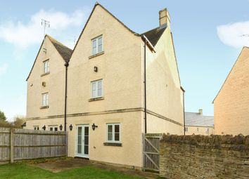 Thumbnail 4 bed town house to rent in Old Manor Gardens, Kemble, Cirencester