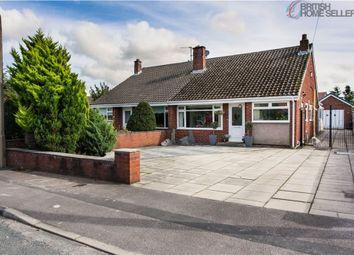 Thumbnail 2 bed semi-detached bungalow for sale in Ash Close, Ormskirk, Lancashire