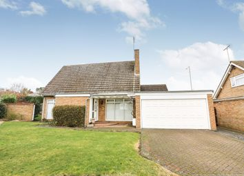 Thumbnail 3 bed bungalow for sale in Moores Close, Maulden, Bedford