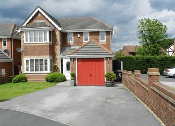 Thumbnail 4 bed detached house to rent in Chadbury Close, Lostock, Bolton