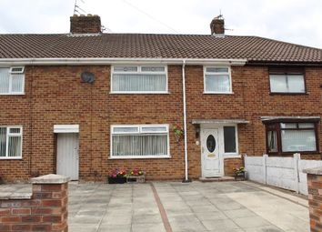 3 bed terraced house for sale in Milton Avenue, Whiston, Prescot L35
