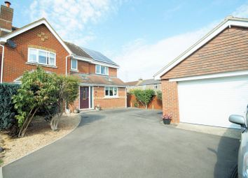 Thumbnail 5 bed detached house for sale in Partridge Close, Down End, Fareham