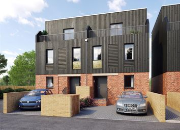 Thumbnail 3 bedroom semi-detached house for sale in Trinity Gardens, Rayne Park, Norwich