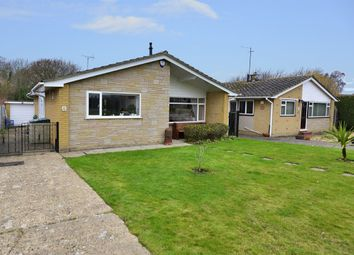 Thumbnail 2 bed detached bungalow for sale in Ellison Close, Chestfield, Whitstable