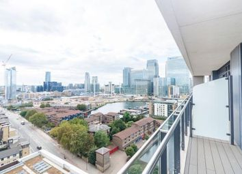 Thumbnail 3 bed flat for sale in Horizons Tower, Canary Wharf