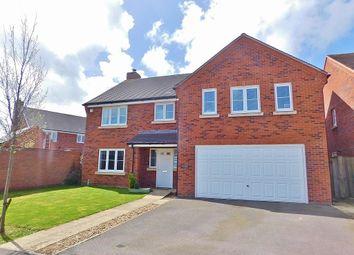 Thumbnail 5 bed detached house for sale in Bell Davies Road, Stubbington, Fareham