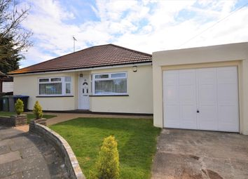 Thumbnail 3 bed bungalow for sale in Ledway Drive, Wembley, London HA99Tq
