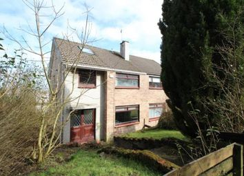 Thumbnail 4 bed semi-detached house for sale in Shawwood Crescent, Newton Mearns, East Renfrewshire