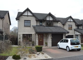 Thumbnail 4 bed detached house for sale in Old Mill Way, Stoneywood, Denny, Falkirk