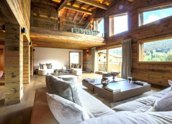 Thumbnail 5 bed detached house for sale in Demi Quartier, Megeve, Haute-Savoie