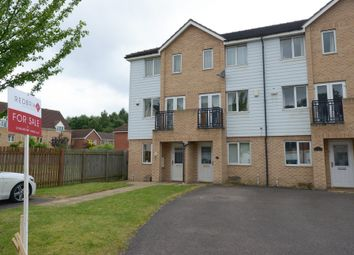 Thumbnail 3 bed town house for sale in Wain Avenue, Chesterfield