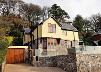 Thumbnail 4 bedroom detached house for sale in Caswell Bay Road, Caswell