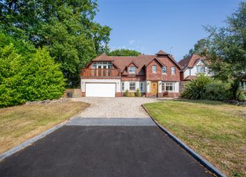Thumbnail 5 bed detached house for sale in Sutton Road, Aldridge, Walsall