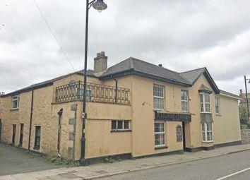 Thumbnail Pub/bar for sale in The Railway Tavern, Trevu Road, Camborne, Cornwall