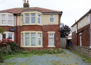 Thumbnail 2 bed semi-detached house for sale in Waverley Avenue, Fleetwood