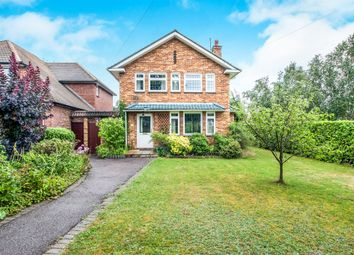 Thumbnail 4 bed detached house for sale in Ridge Lane, Nascot Wood, Watford