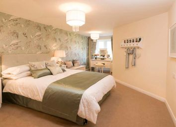 Thumbnail 1 bed flat for sale in Castle Way, Stafford