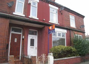 Thumbnail 2 bed terraced house to rent in Wellington Terrace, Salford, Salford