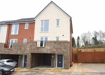 Thumbnail 3 bedroom town house for sale in Ffordd Yr Olchfa, Sketty, Swansea